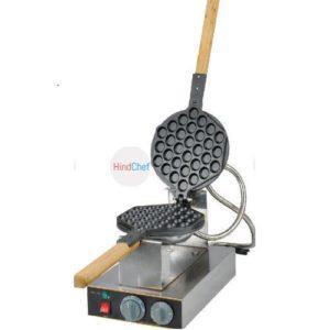 Bubblewaffle maker