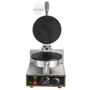 Round Waffle Cone maker