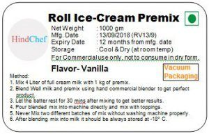 Roll Premix