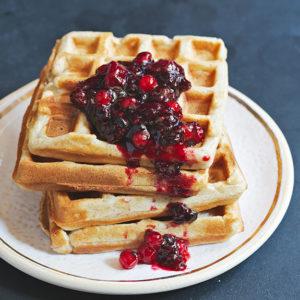 Belgian Waffle premix